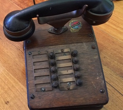 Made in Australia: Telematic New System Telephones!